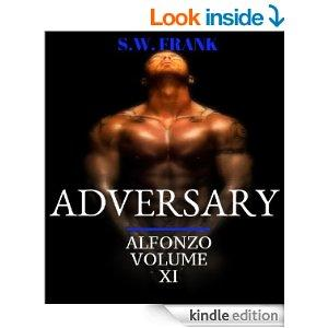 Adversary Alfonzo Book 11 Kindle Edition
