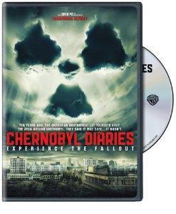 Chernobyl Diaries DVD  Ultraviolet Digital Copy 2012