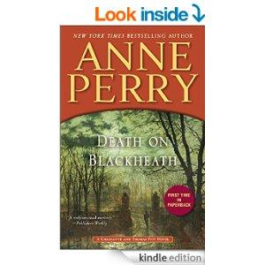 Death On Blackheath A Charlotte And Thomas Pitt Novel Kindle Edition