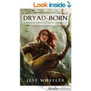 DryadBorn Whispers From Mirrowen Book 2 Kindle Edition
