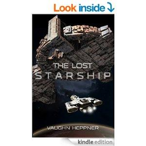 The Lost Starship Kindle Edition
