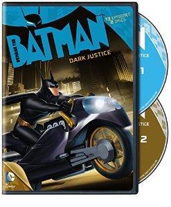Beware The Batman Dark Justice 2014