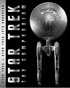 Star Trek The Compendium Bluray