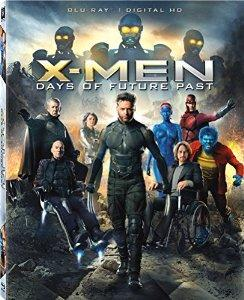 XMen Days Of Future Past Bluray 2014