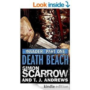 Invader Death Beach 1 In The Invader Novella Series Kindle Edition