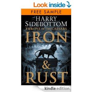 Iron And Rust Free Sampler Throne Of The Caesars Book 1 Kindle Edition