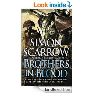 Brothers In Blood Cato  Macro Book 13 Kindle Edition