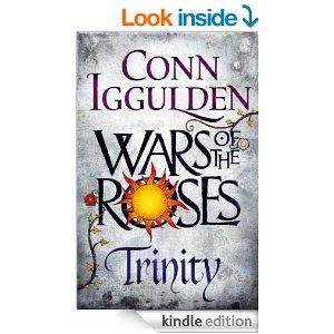 Wars Of The Roses Trinity Kindle Edition