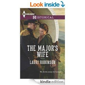 The Majors Wife Harlequin Historical Kindle Edition