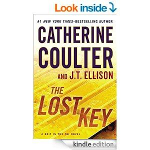 The Lost Key A Brit In The FBI Book 2 Kindle Edition