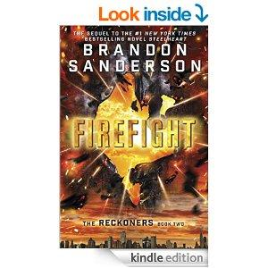 Firefight Reckoners Book 2 Kindle Edition