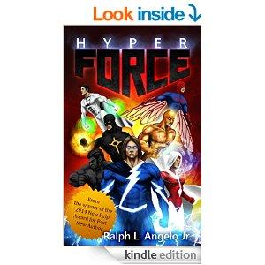 Hyperforce Kindle Edition