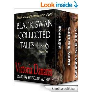Black Swan Collected Tales Books 46 Elves Fae Werewolves Vampires Demons And Witches Paranormal Romances Knights Of Black Swan Box Set Book 2 Kindle Edition