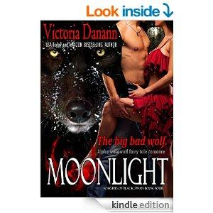 Moonlight The Big Bad Wolf Knights Of Black Swan Book 4 Kindle Edition