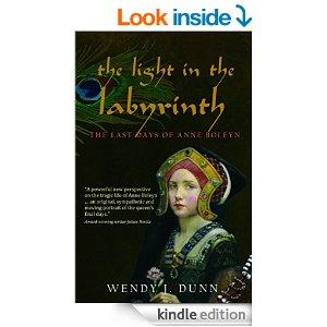 The Light In The Labyrinth Kindle Edition