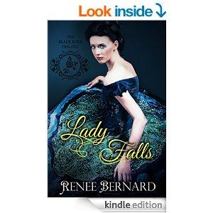 Lady Falls The Black Rose Trilogy Book 1 Kindle Edition