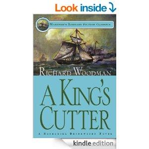 A Kings Cutter 2 A Nathaniel Drinkwater Novel Mariners Library Fiction Classic Kindle Edition