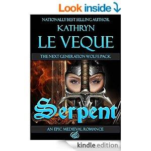 Serpent Sequel To THE WOLFE De Wolfe Pack Book 2 Kindle Edition