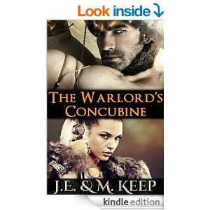 The Warlords Concubine A Paranormal Romance Novel Kindle Edition