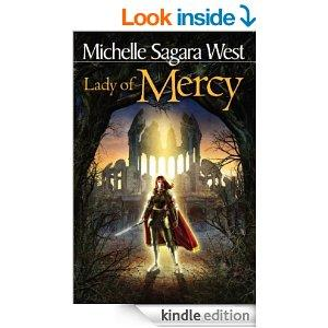 Lady Of Mercy The Sundered Book 3 Kindle Edition