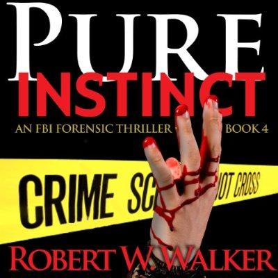 Pure Instinct Instinct Thriller Series Unabridged Audible Audio Edition