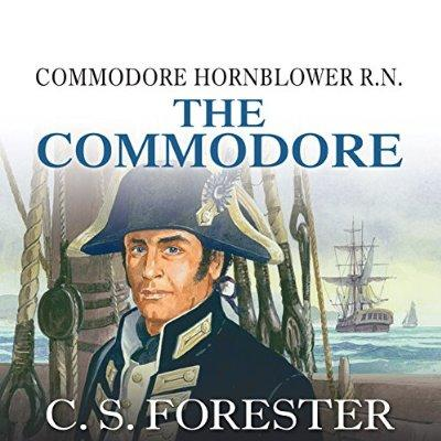 The Commodore Unabridged Audible Audio Edition