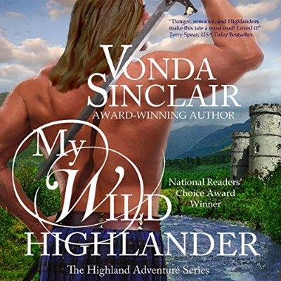 My Wild Highlander Unabridged Audible Audio Edition