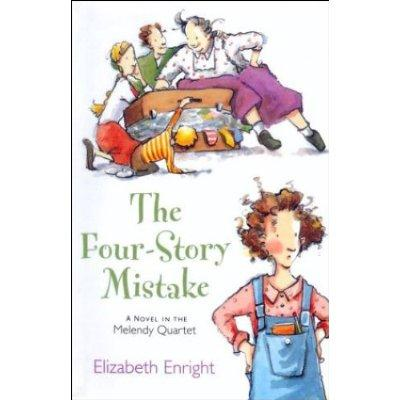 The FourStory Mistake Unabridged Audible Audio Edition