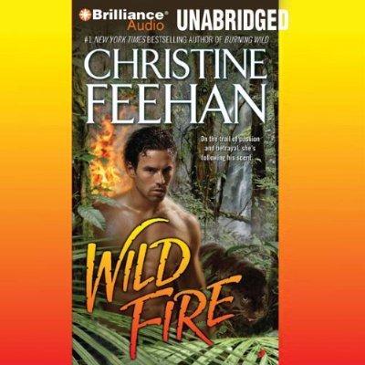 Wild Fire Leopard Series Book 4 Unabridged Audible Audio Edition