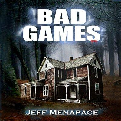 Bad Games Unabridged Audible Audio Edition