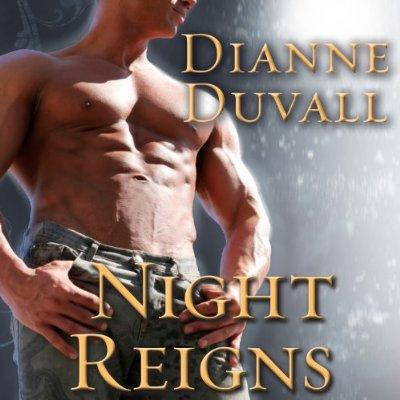 Night Reigns Immortal Guardians Series 2 Unabridged Audible Audio Edition