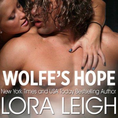 Wolfes Hope Unabridged Audible Audio Edition