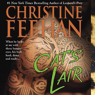 Cats Lair Unabridged Audible Audio Edition
