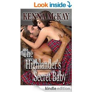 The Highlanders Secret Baby A Highland Shifter Tale Book 4 Kindle Edition