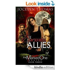 Of Enemies  Allies BBW Paranormal Shape Shifter Romance The Marked One  Book 3 Kindle Edition