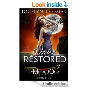 Order Restored BBW Paranormal Shape Shifter Romance The Marked One  Book 5 Kindle Edition