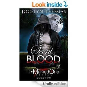 A Scent Of Blood BBW Paranormal Shape Shifter Romance The Marked One  Book 2 Kindle Edition