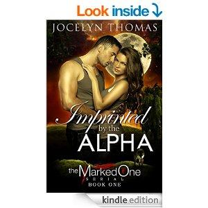 Imprinted By The Alpha BBW Paranormal Shifter Romance The Marked One  Book 1 Kindle Edition