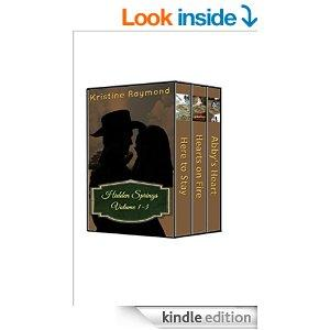 Hidden Springs Boxed Set Kindle Edition