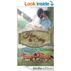 Here To Stay Hidden Springs Book 1 Kindle Edition